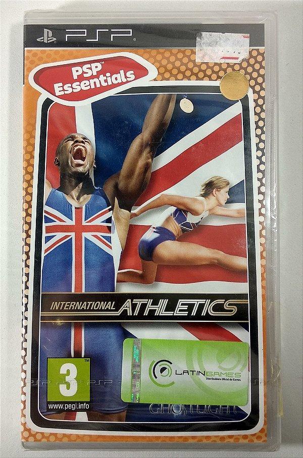 International Athletics Original [EUROPEU] (LACRADO) - PSP