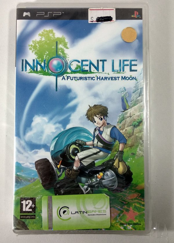 Innocent Life Original [EUROPEU] (LACRADO) - PSP