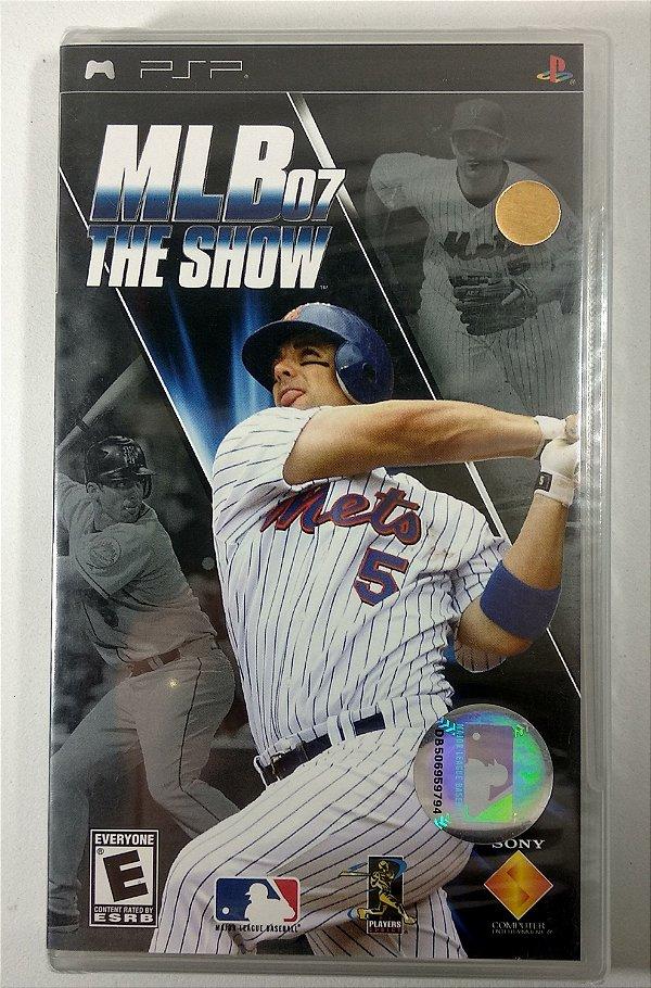 MLB The Show 07 Original (LACRADO) - PSP