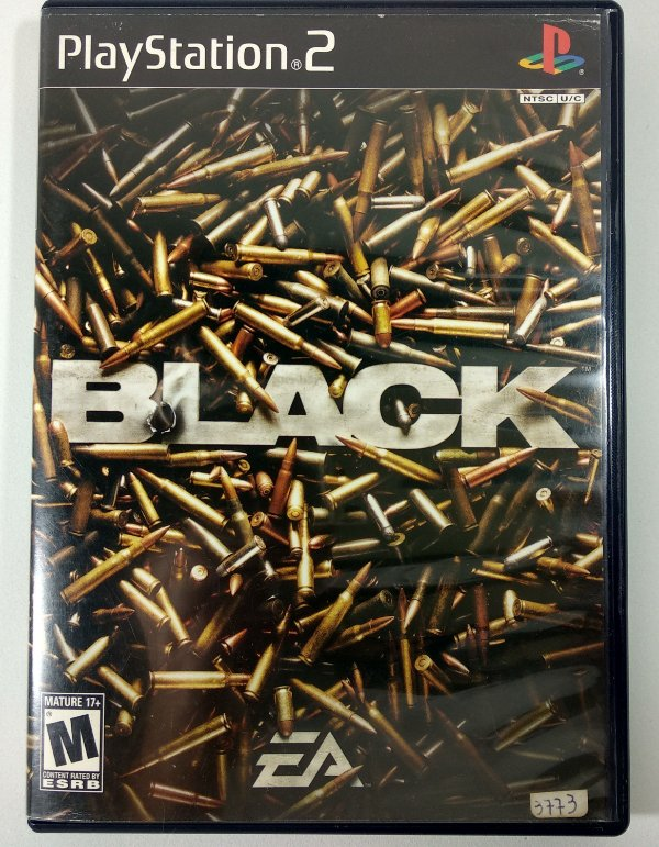 Black Original - PS2