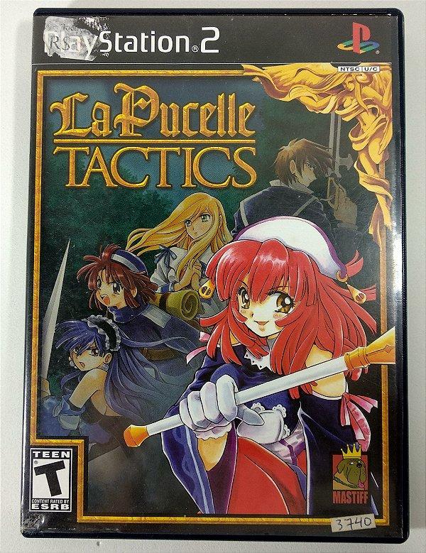 La Pucelle Tactics Original - PS2
