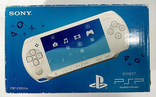 PSP Street ICE White