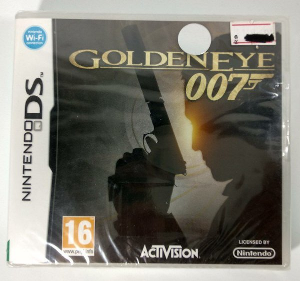 007 Goldeneye Original (LACRADO) [EUROPEU] - DS