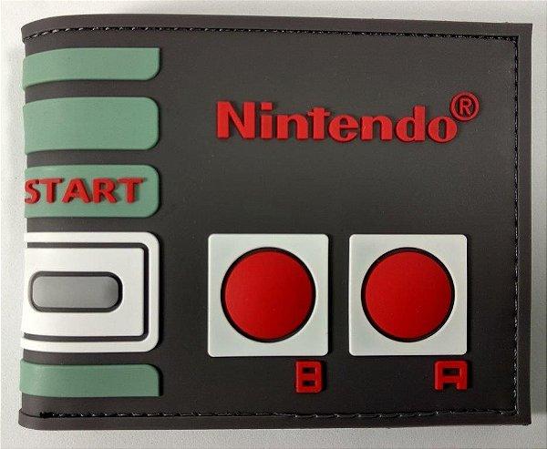 Carteira Personalizada NES
