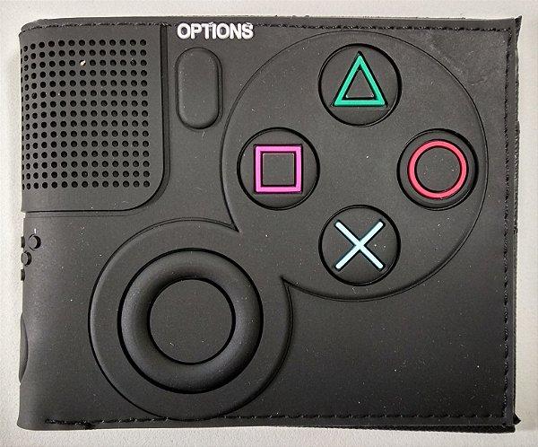 Carteira Personalizada Playstation 4