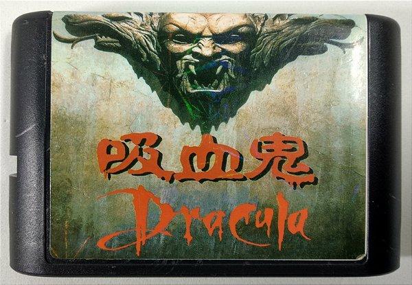 Dracula - Mega Drive