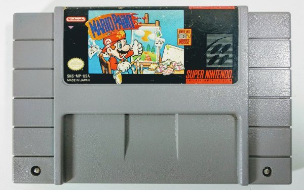 Mario Paint Original - SNES