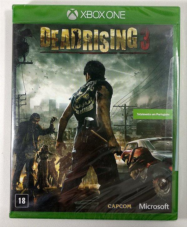 Dead Rising 3 (Lacrado) - Xbox One