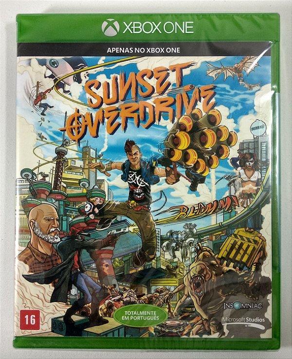 Sunset Overdrive - (Lacrado) - Xbox One