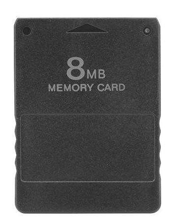 Memory Card - PS2