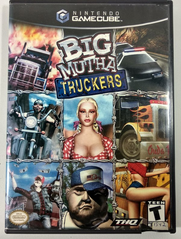 Big Mutha Truckers Original - GC