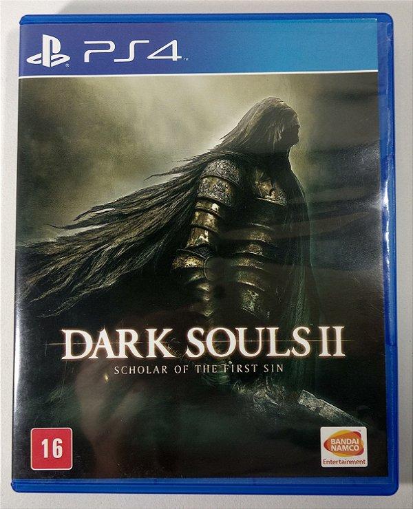 Dark Souls II - PS4