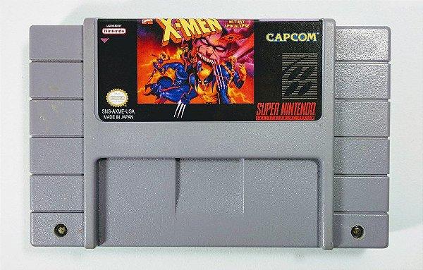 X-men Original - SNES