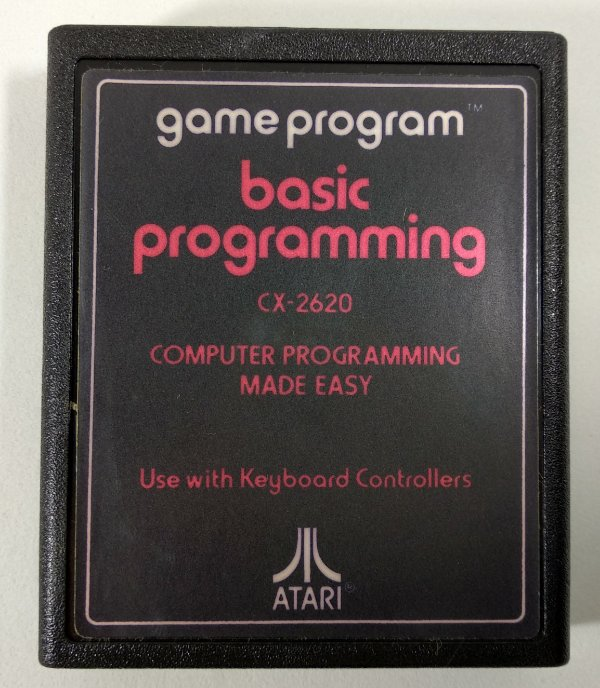 Basic Programming Original  - Atari