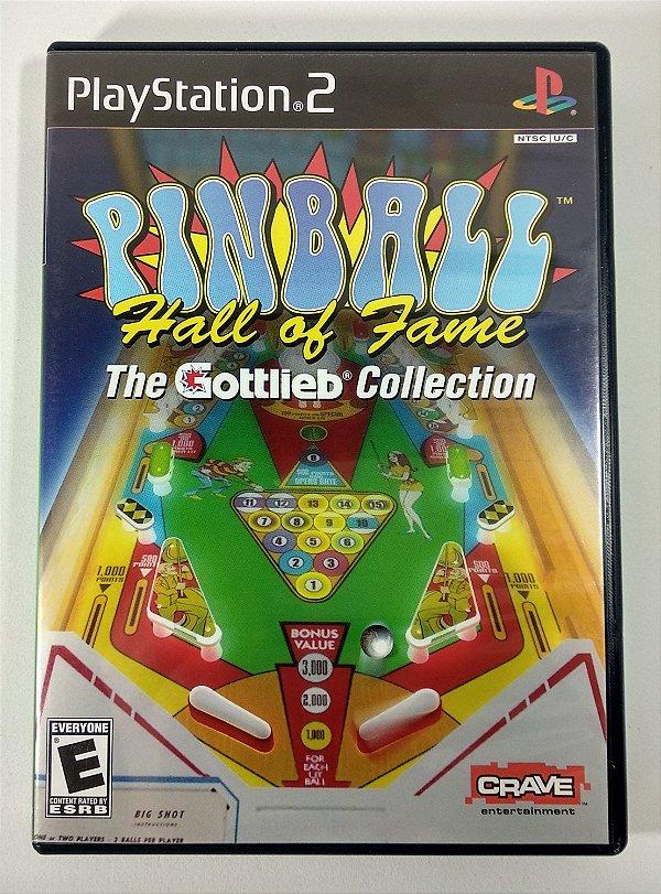 Pinball Original - PS2
