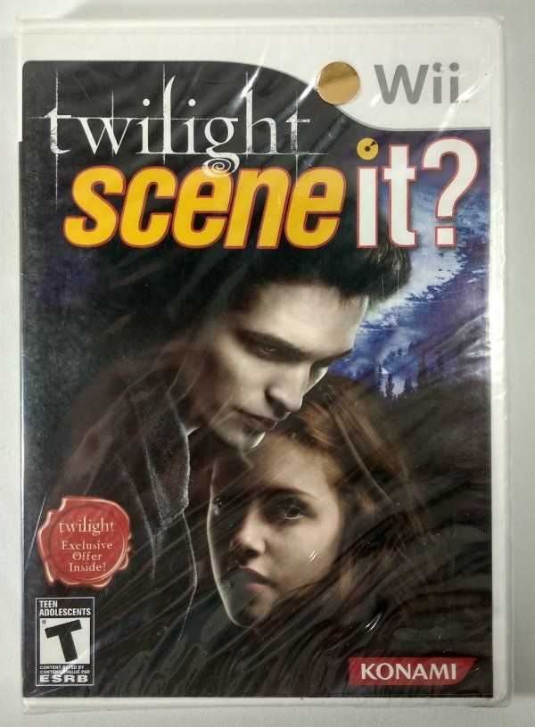 Twilight Scene it? Original (Lacrado) - Wii