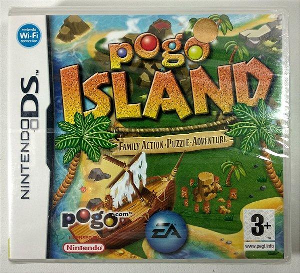 Pogo Island Original (LACRADO) [EUROPEU] - DS