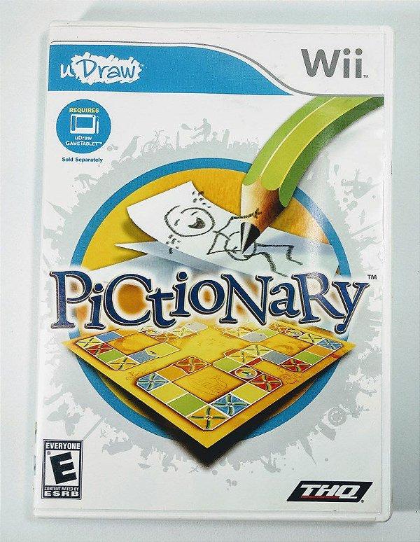 Pictionary Original - uDraw Wii