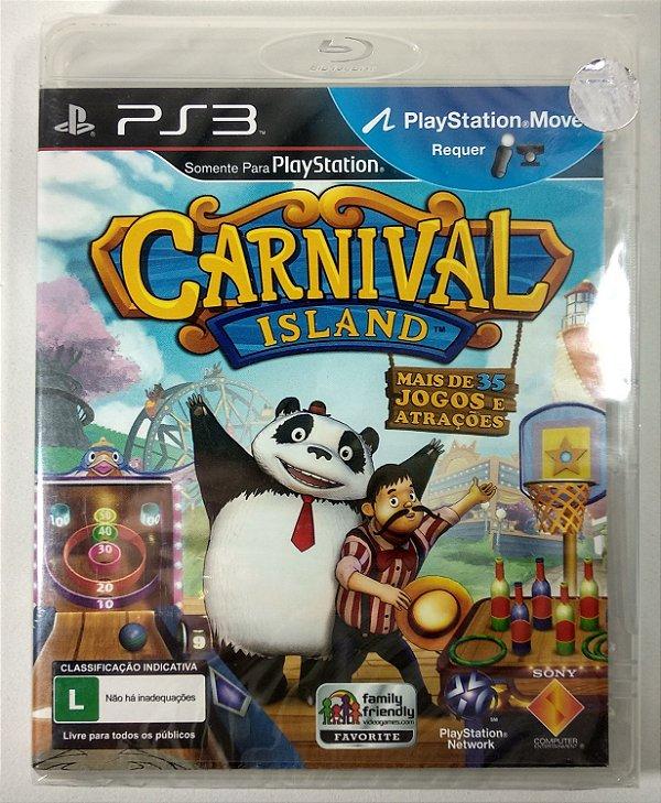 Carnival Island (Lacrado) - PS3