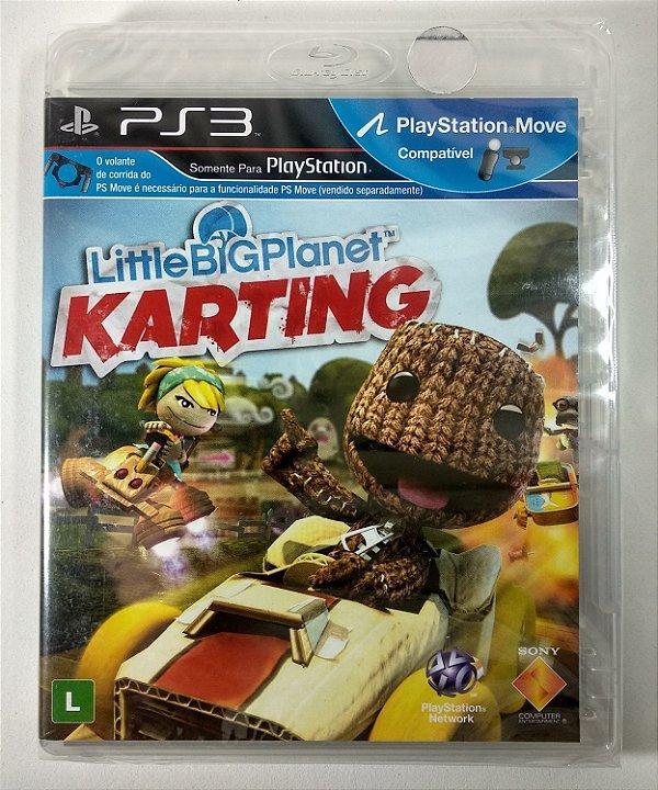 Little Big Planet Karting (Lacrado) - PS3