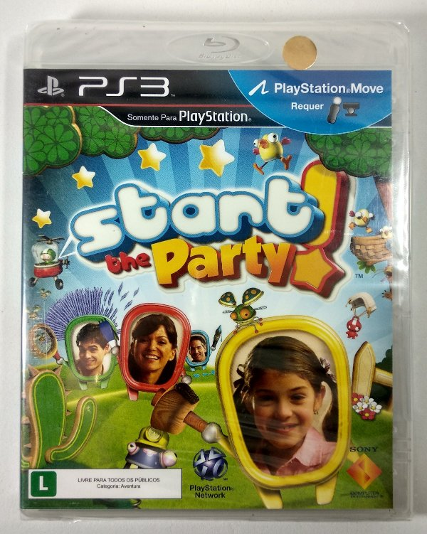 Start the Party! (Lacrado) - PS3