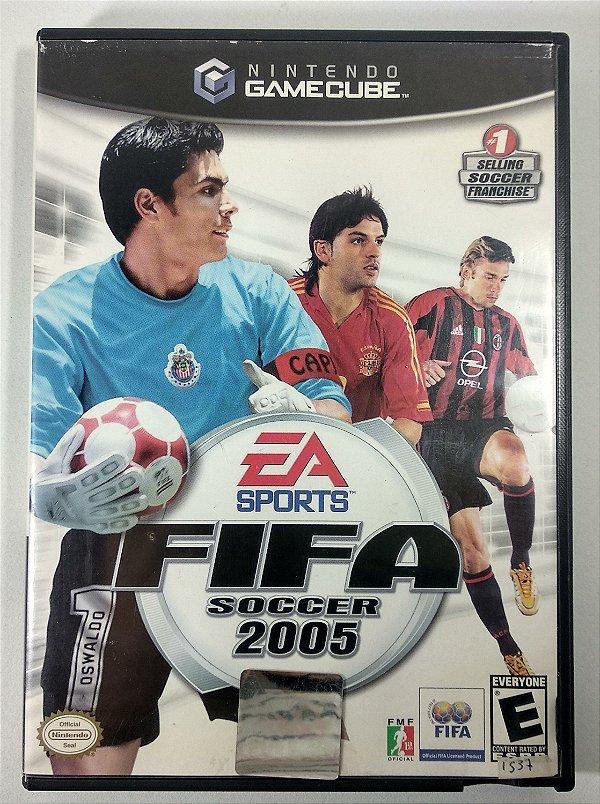 Fifa Soccer 2005 Original - GC