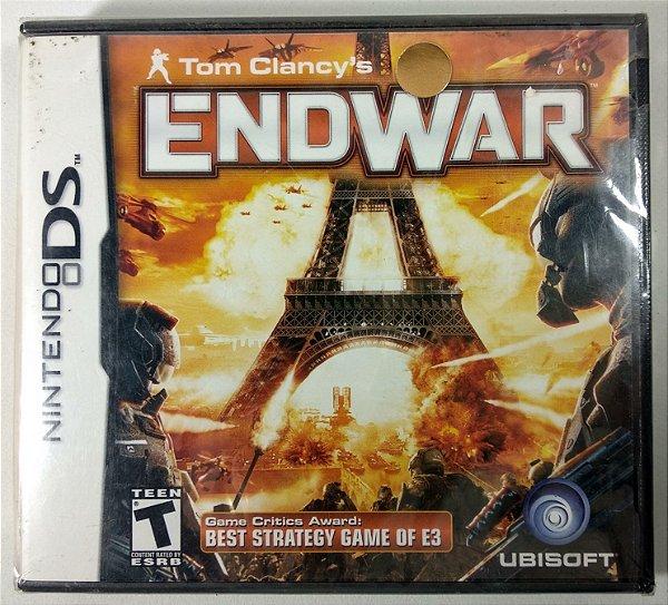 Tom Clancys Endwar Original (LACRADO) - DS