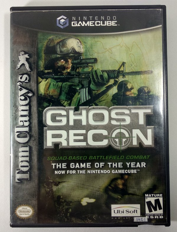 Tom Clancys Ghost Recon Original - GC