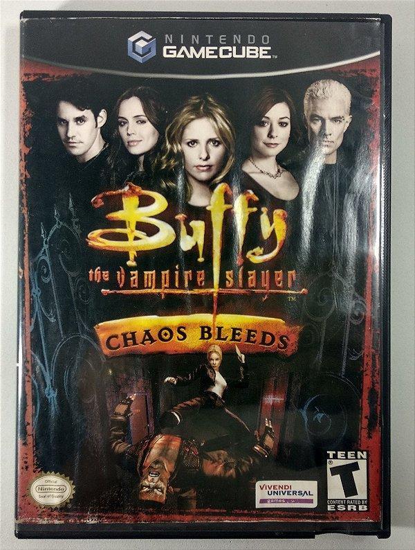 Buffy Chaos Bleeds Original - GC