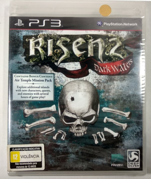 Risen 2 Dark Waters (Lacrado) - PS3