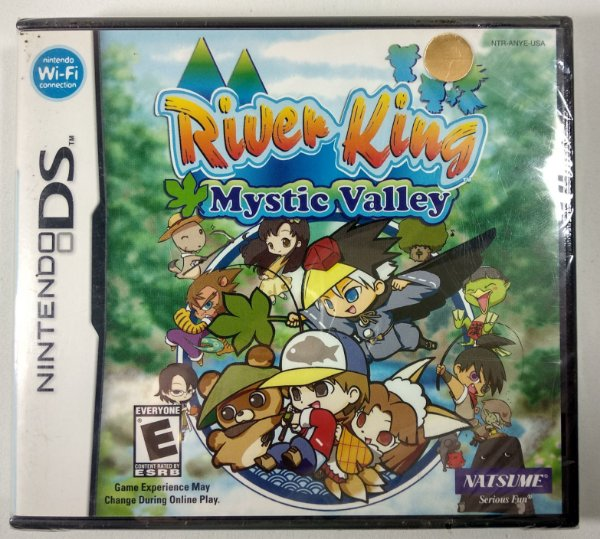 River King Mystic Valley Original (LACRADO) - DS
