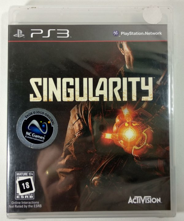 Singularity (Lacrado) - PS3
