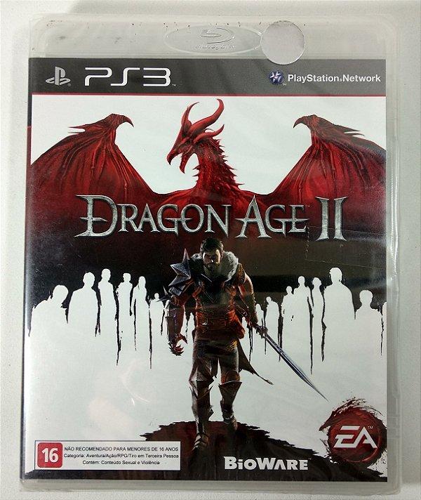 Dragon Age II (Lacrado) - PS3