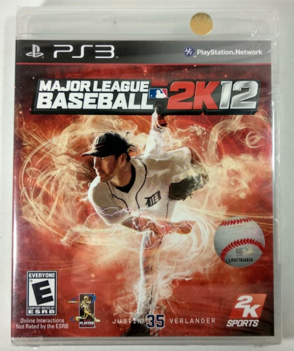 Major League Baseball 2K12 (Lacrado) - PS3