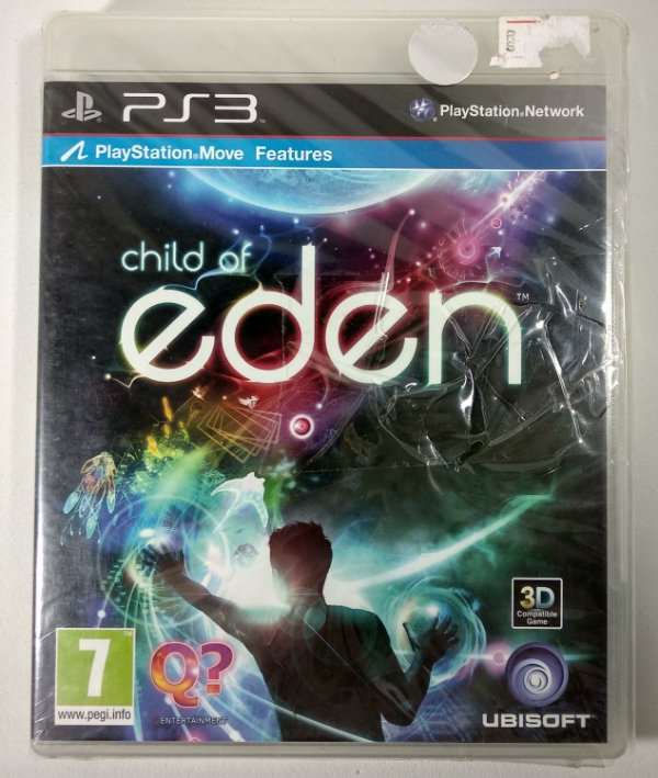 Jogo Child of Eden - PS3