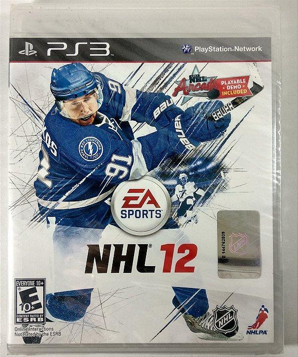 NHL 12 (Lacrado) - PS3
