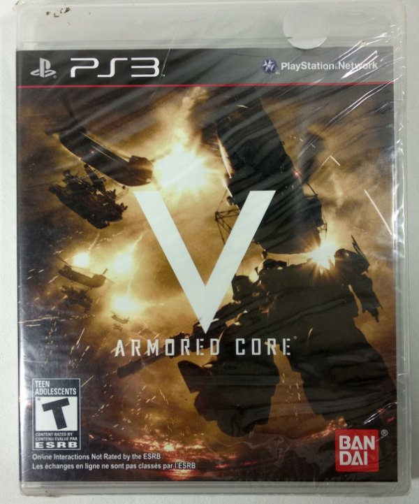 Armored Core V (Lacrado) - PS3