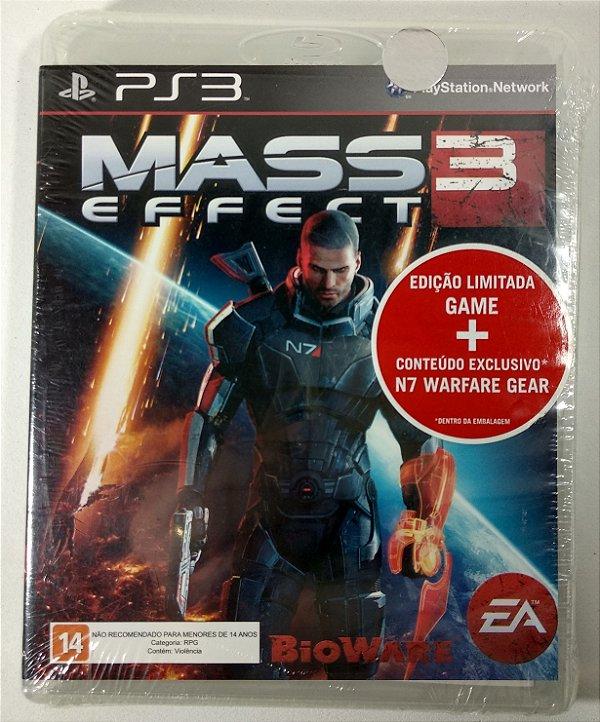 Mass Effect 3 (Lacrado) - PS3