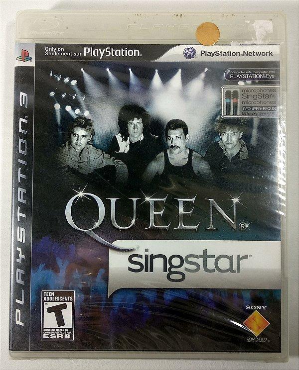 Queen Singstar (Lacrado) - PS3