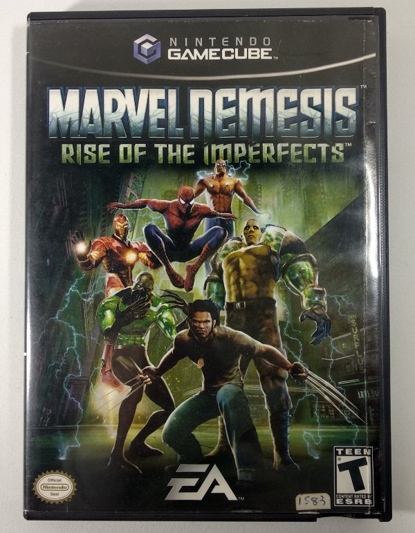 Marvel Nemesis Original - GC
