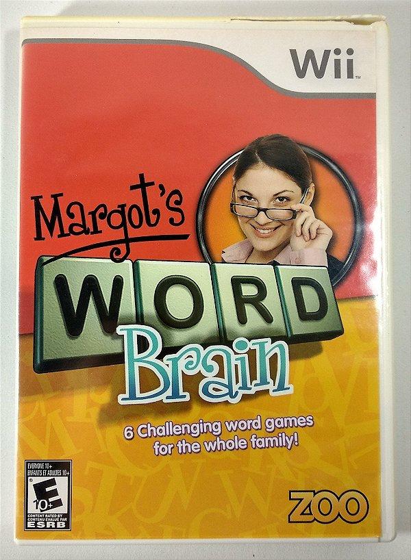 Margots Word Brain Original - Wii