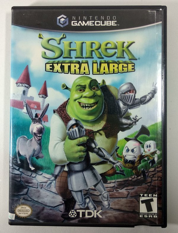 Shrek Extra Large Original - GC
