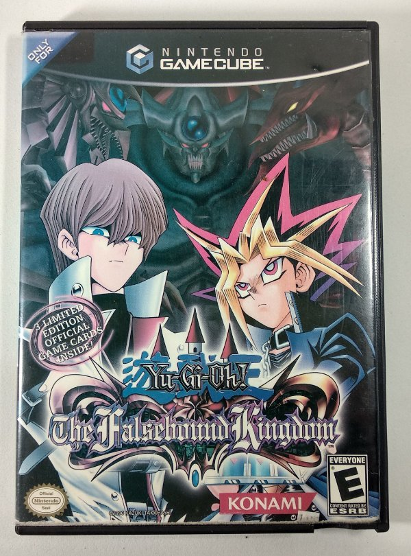Yu-Gi-OH The Falsebound Kingdom Original - GC