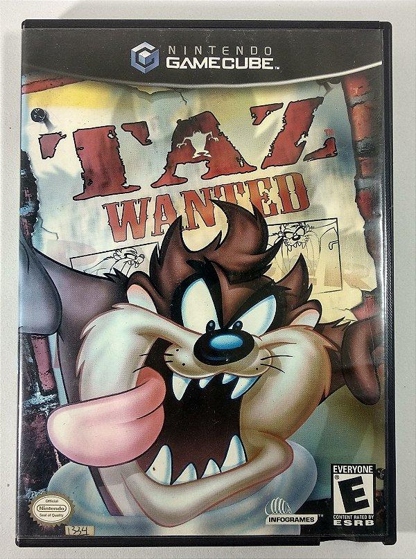 Taz Wanted Original - GC