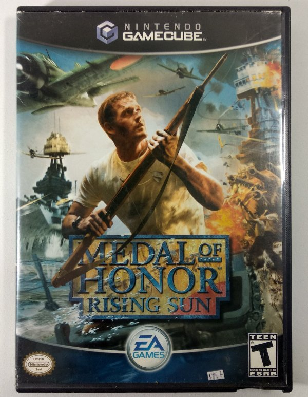 Medal Of Honor Rising Sun Original - GC