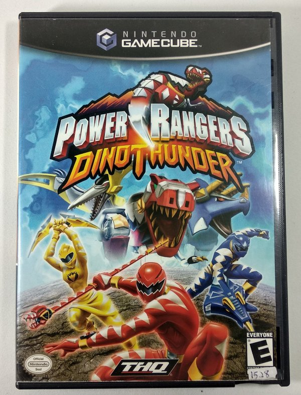 Power Rangers Dino Thunder Original - GC