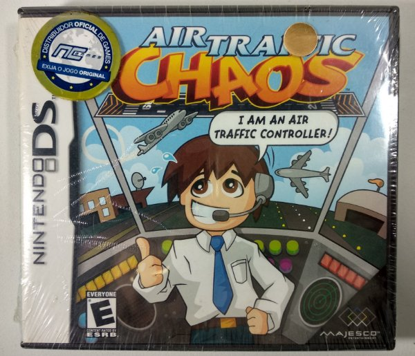 Air Traffic Chaos Original (LACRADO) - DS