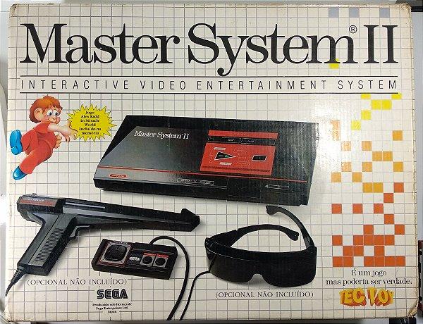 Master System 2 na caixa