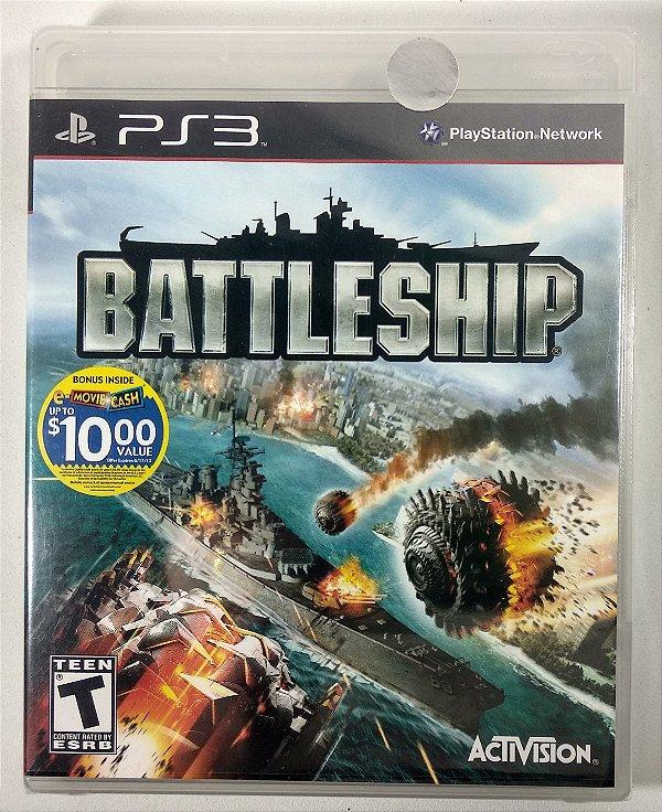Battleship (Lacrado) - PS3