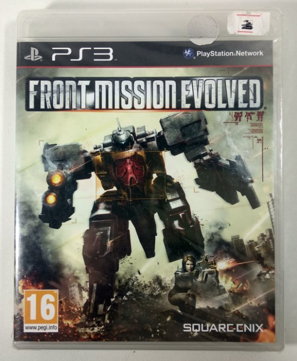 Front Mission Evolved (Lacrado) - PS3